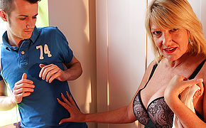 British housewife fucked by her toy boy