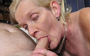 Mature chick slut has the best sex in her life